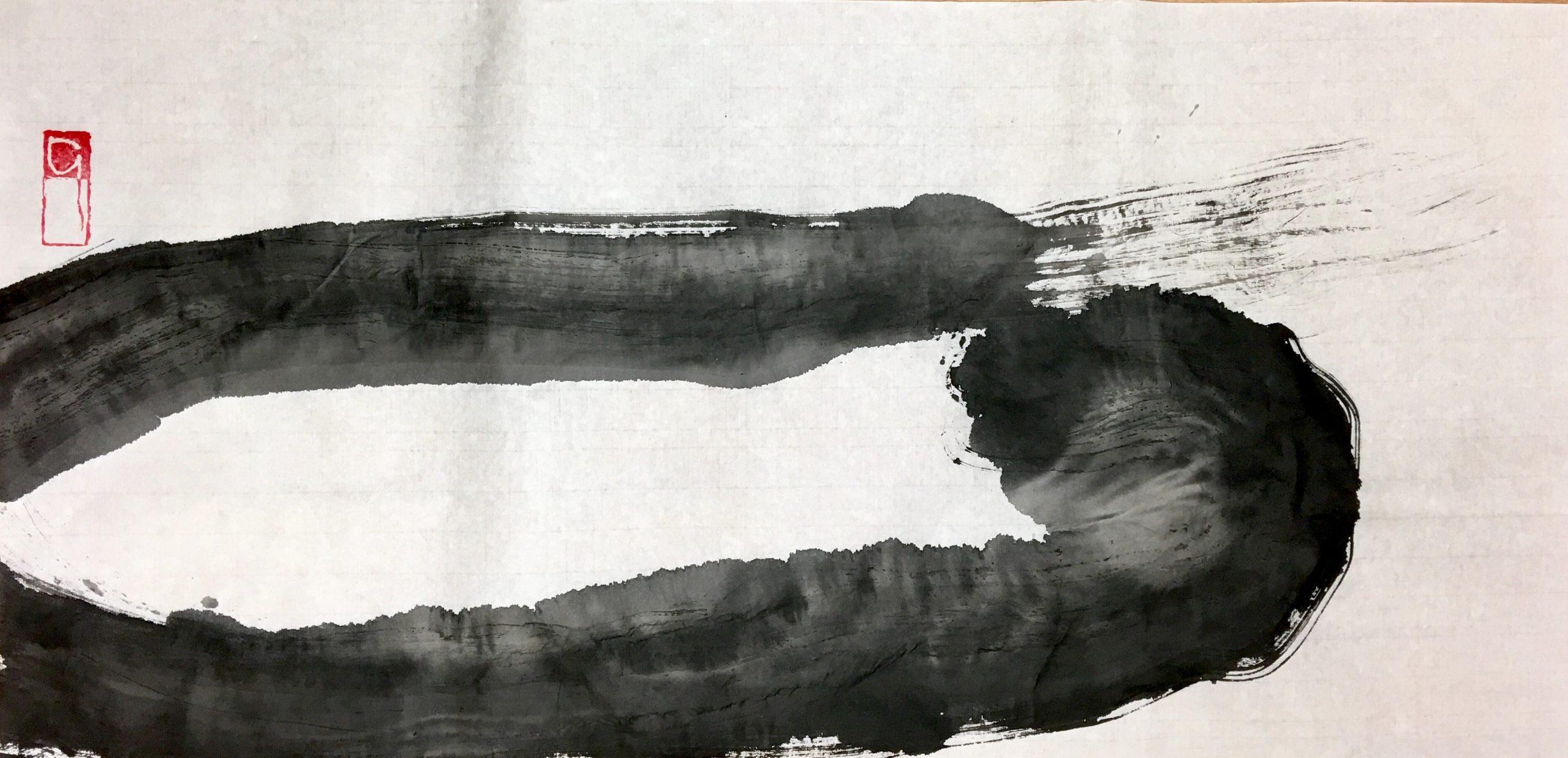 Tornado de tinta